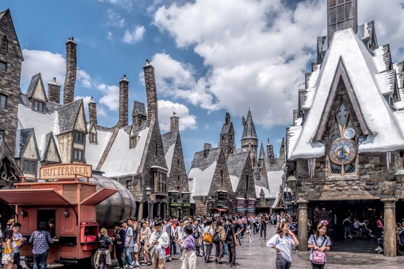 Harry Potter World at Universal Studios