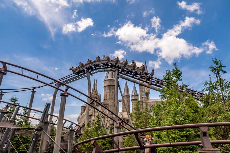 Flight of the Hippogriff USJ