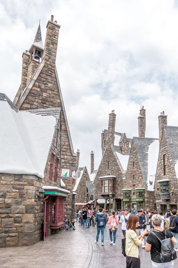 Hogsmead Village