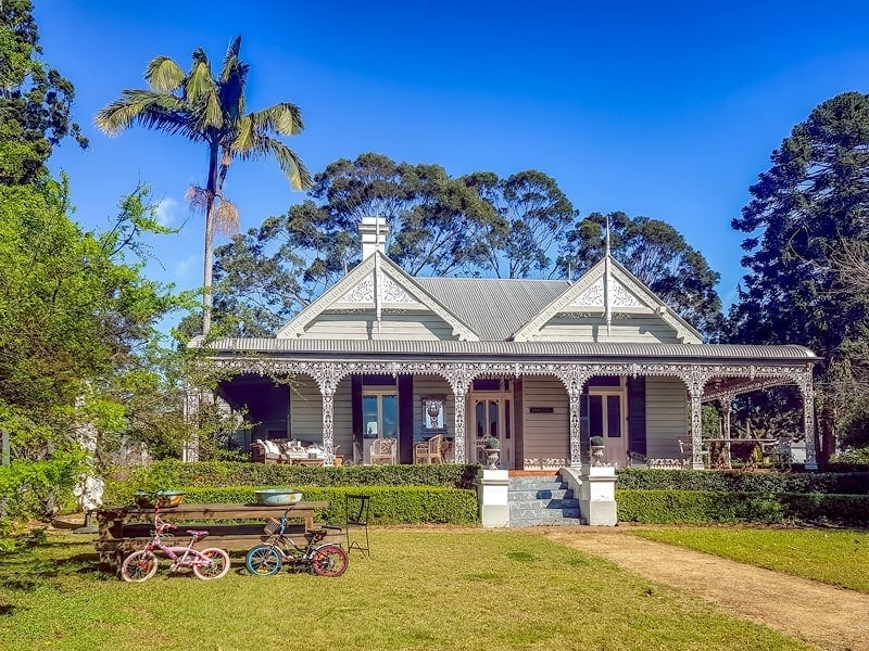 The Villa Morpeth