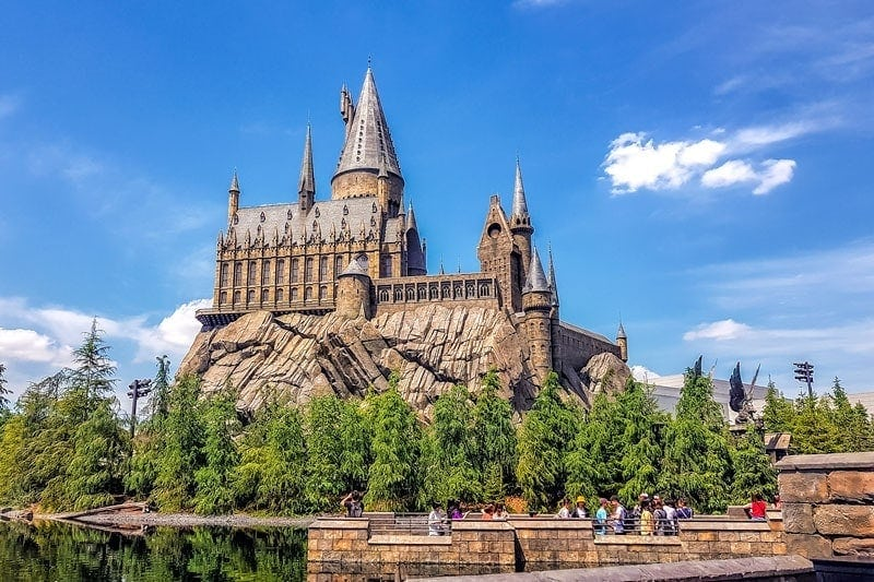 Universal Studios Japan - Harry Potter Wizarding World