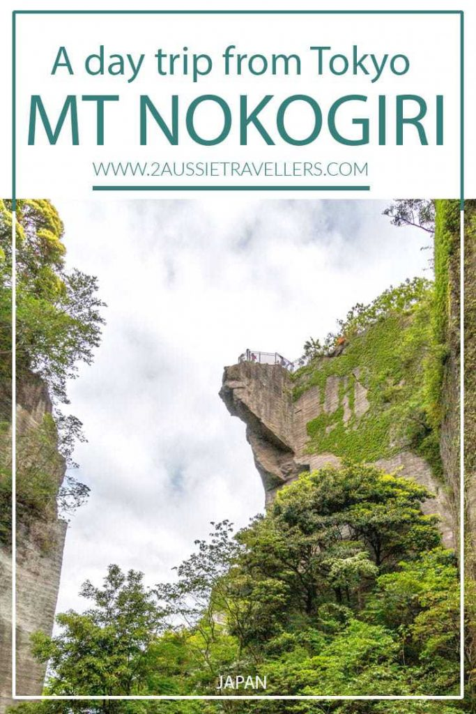 Planning a day trip to Nokogiriyama (Mt Nokogiri) Japan