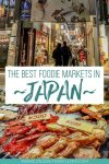 The best markets in Japan