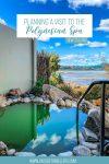 Polynesian Spa private pool room