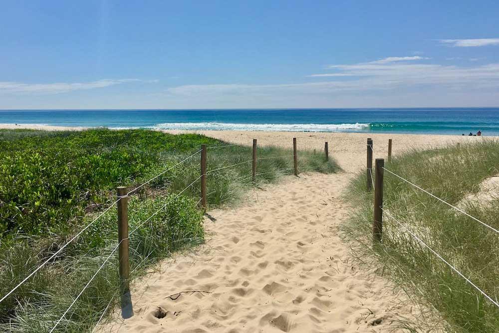9-mile Beach Tuncurry