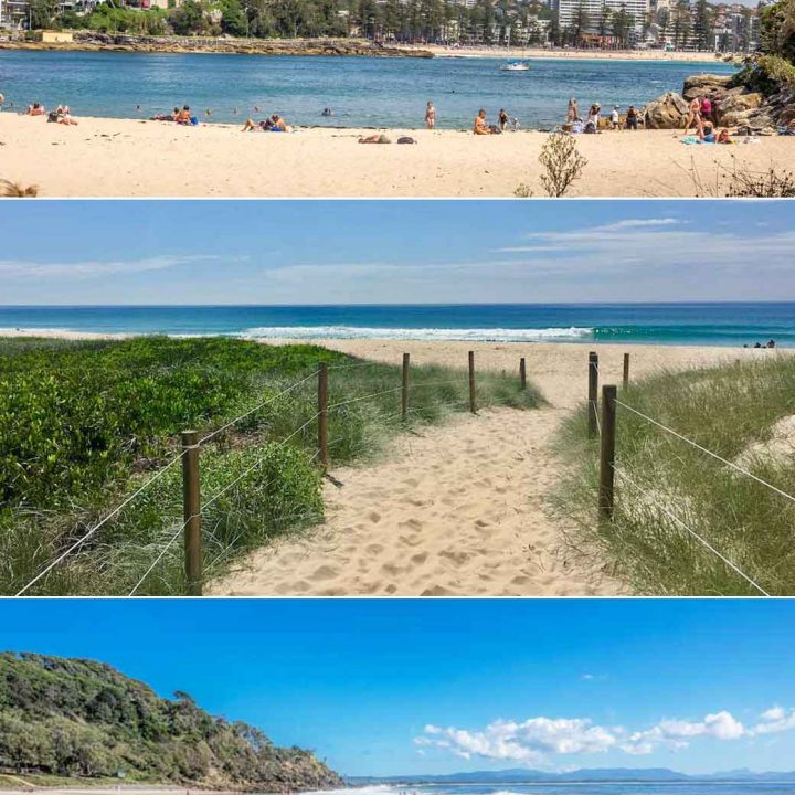 2 of the best beaches in NSW
