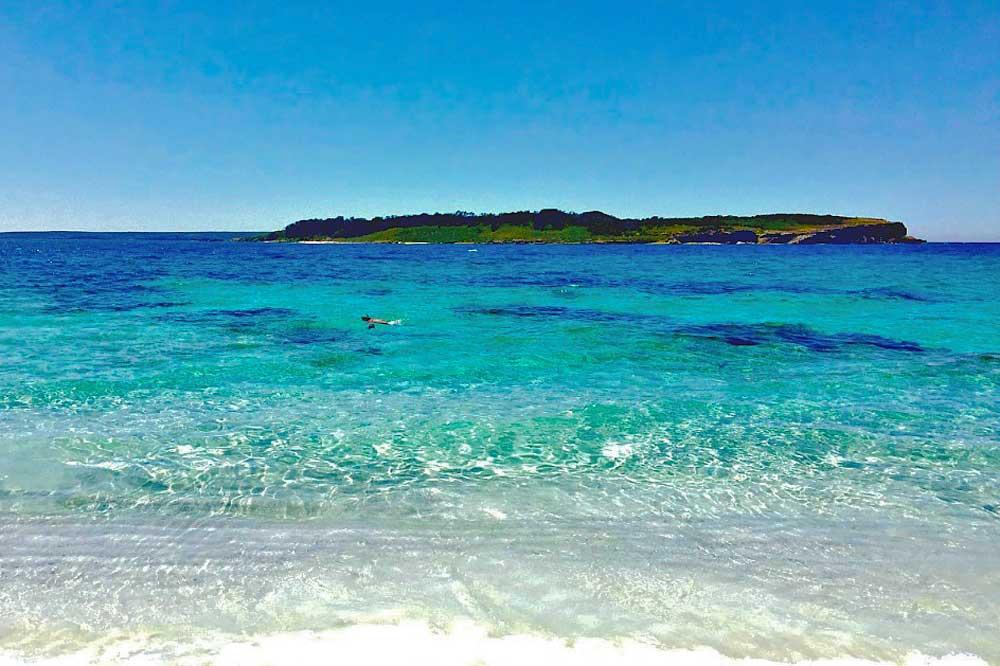 Murrays Beach, Jervis Bay