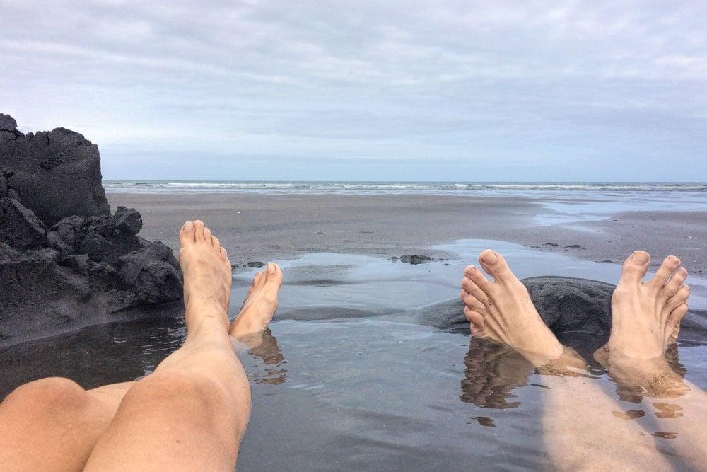 Ocean Beach Kawhia