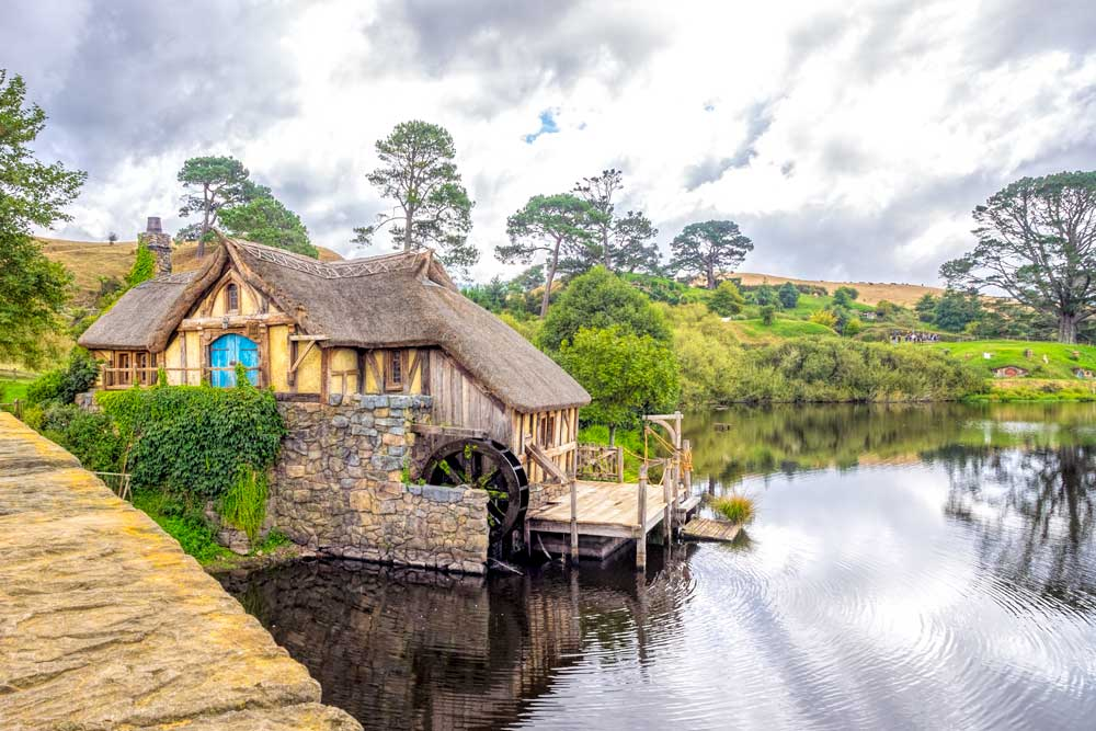 The Mill at Hobbiton