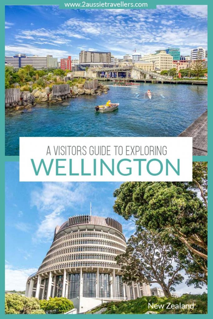 Things to do in Wellington poster
