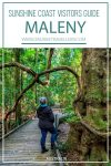 Things to do in Maleny pinterest poster