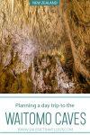 Waitomo Caves poster