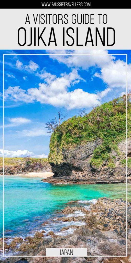 Ojika Island pinterest poster