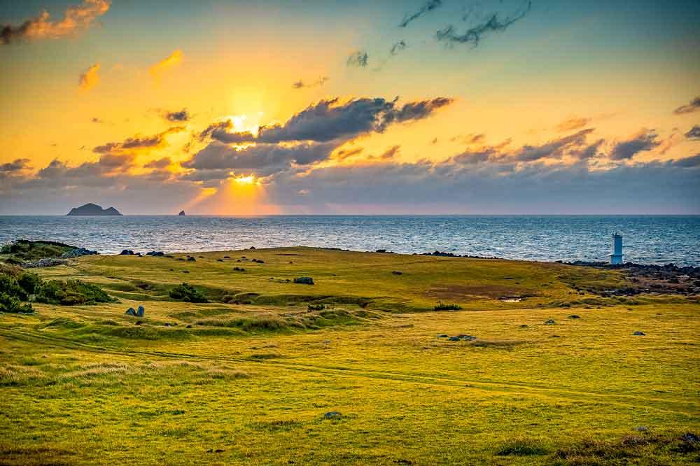 Sunrise Ojita Island Todd Fong