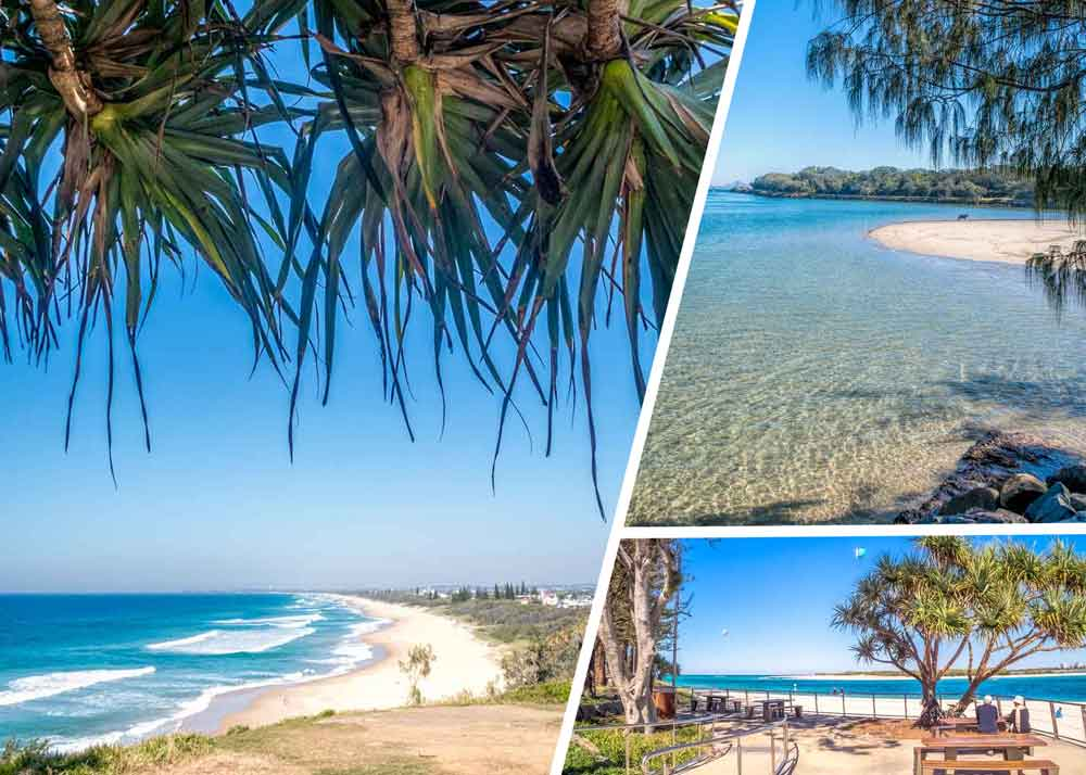 Best sunshine coast beaches feature photo