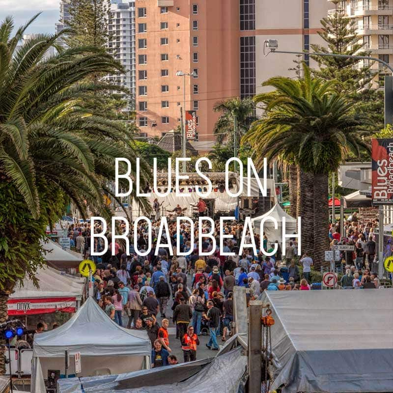 Blues on Broadbeach cover