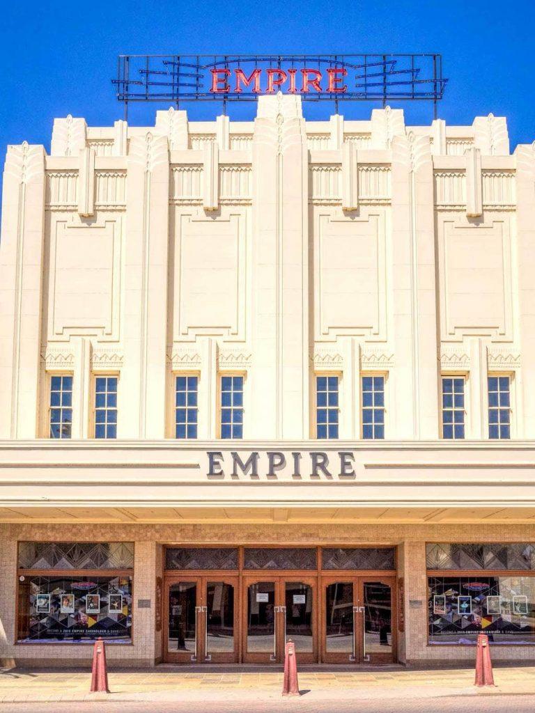 Toowoombas heritage Empire Theatre
