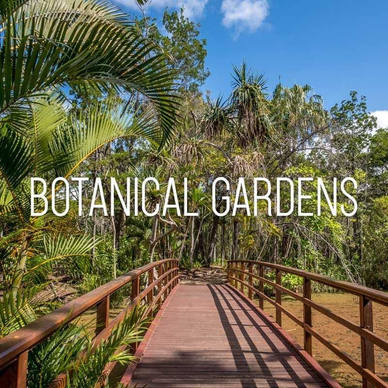 Hervey bay botanic gardens cover