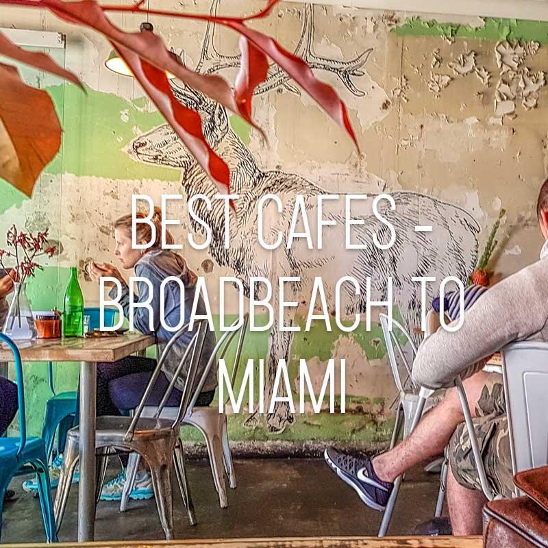 Broadbeach cafes cover