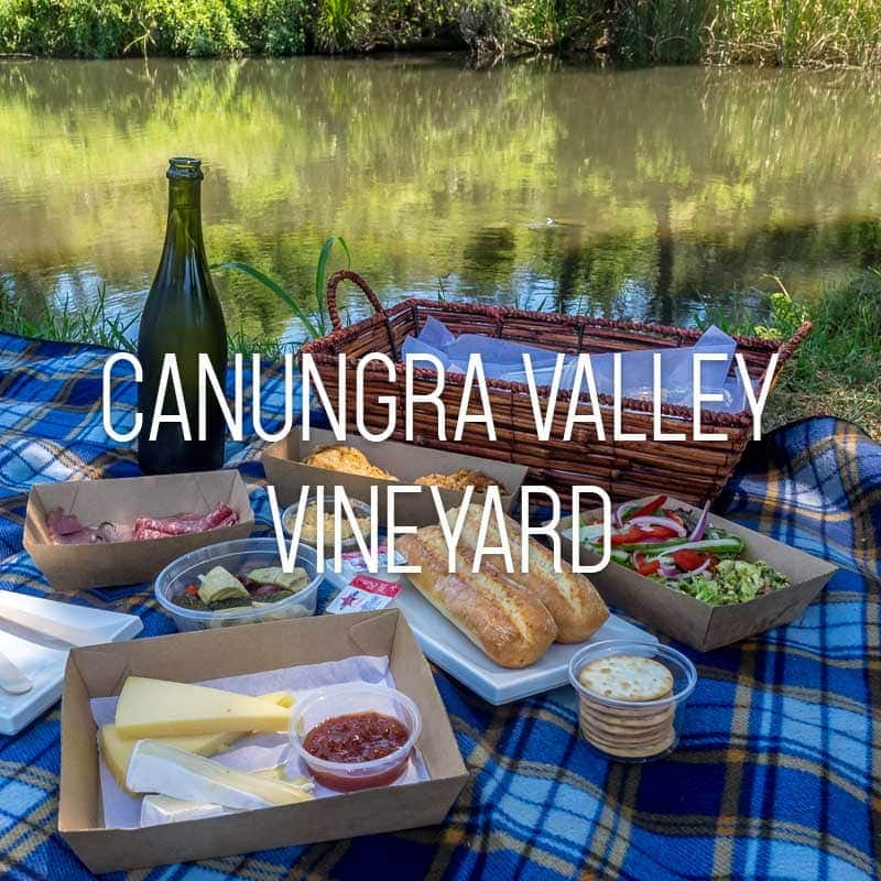 Canungra Valley Vineyard