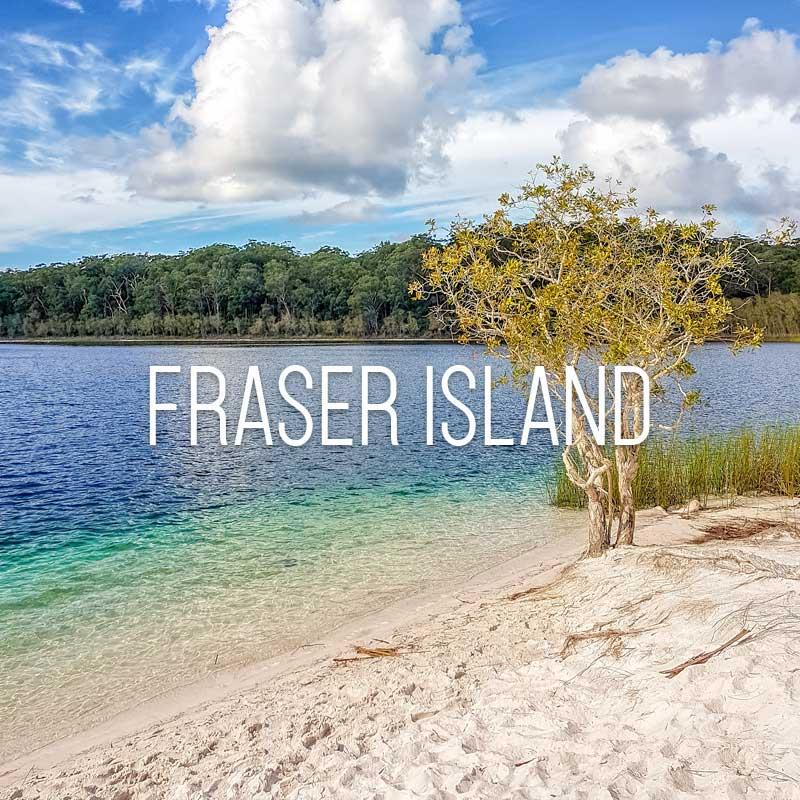 Fraser Island cover
