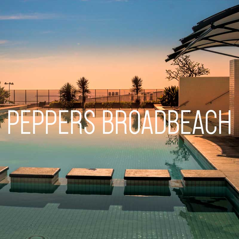 Peppers Broadbeach cover