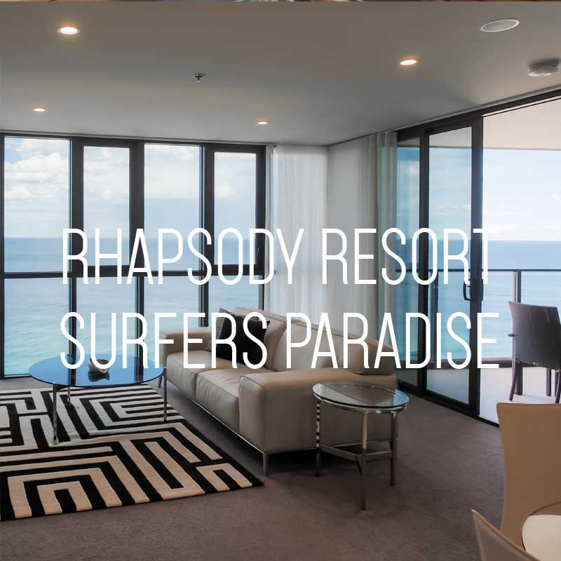 Rhapsody Resort Surfers Paradise cover