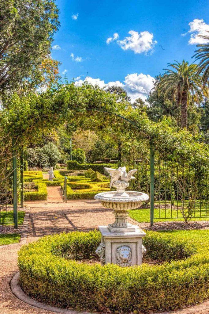 Toowoomba botanic garden