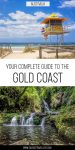 Gold Coast guide pinterest poster