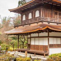 Silver Pavilion in Kyoto