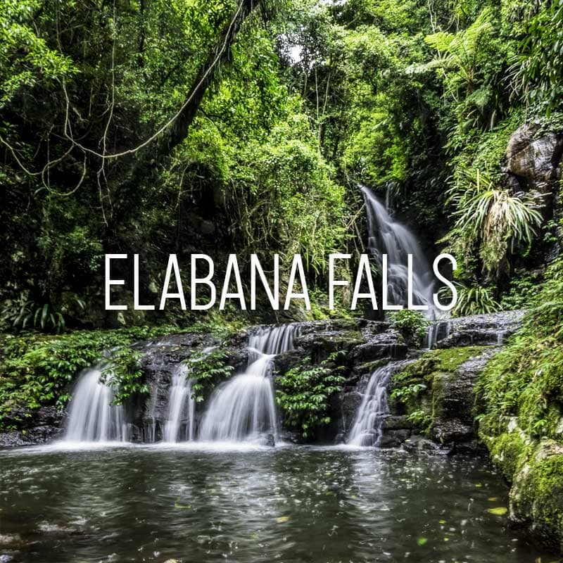 Elabana Falls cover