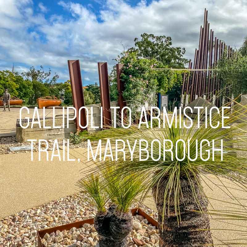 Gallipoli to Armistice Trail cover