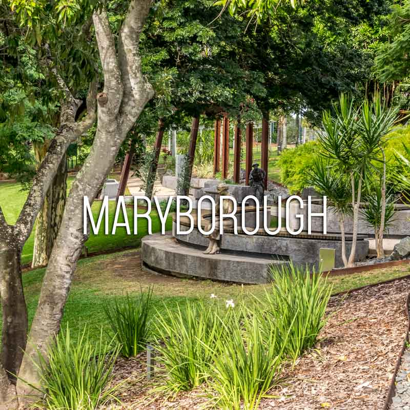 Maryborough guide cover