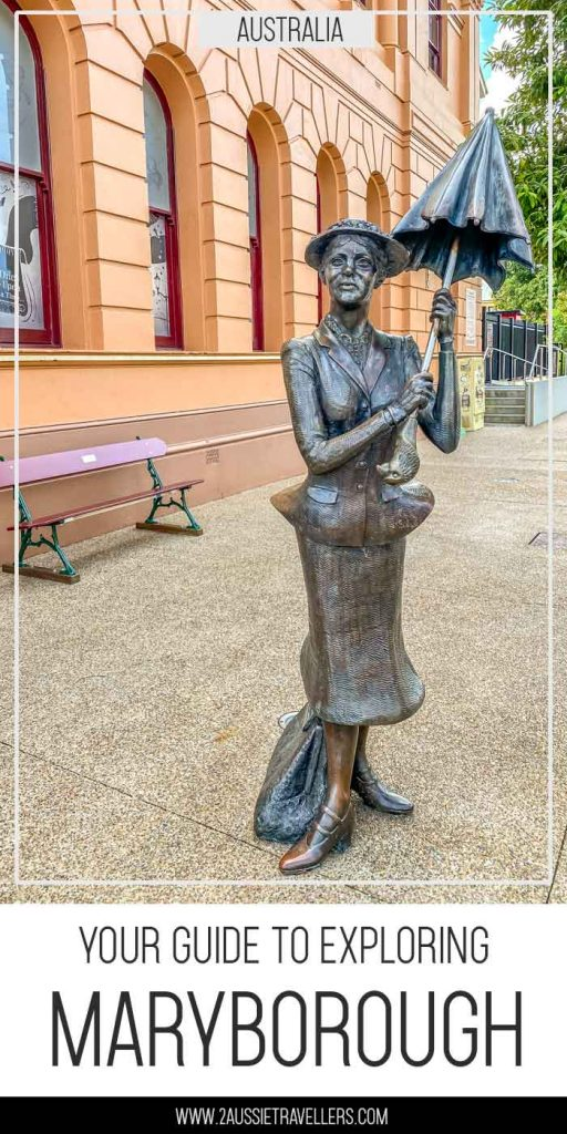 Things to do in Maryborough - the Mary Poppins connection