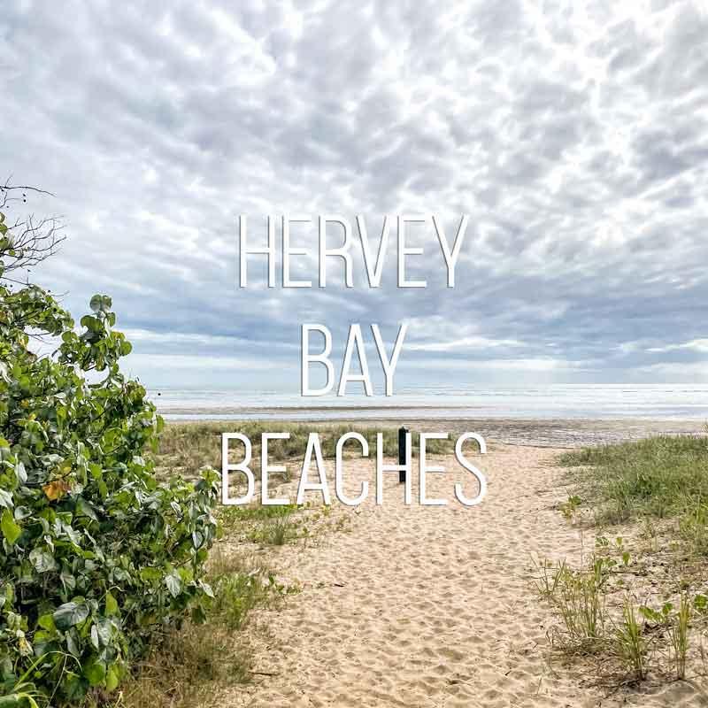 Hervey Bay beaches cover