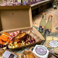 Amazing Co mystery picnic goodies